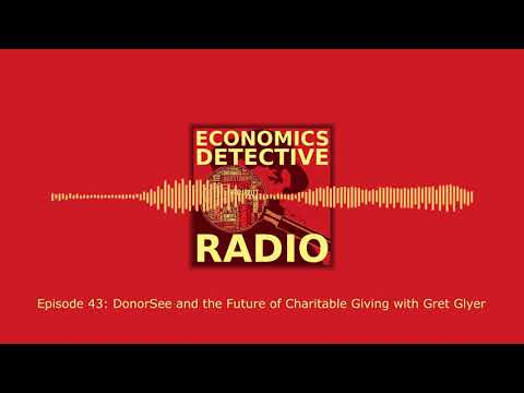 DonorSee and the Future of Charitable Giving with Gret Glyer