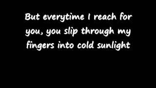 Keane Spiralling lyrics in HD