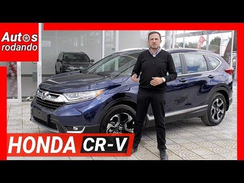 Honda CR-V 2018 - Por algo es de las mas vendidas