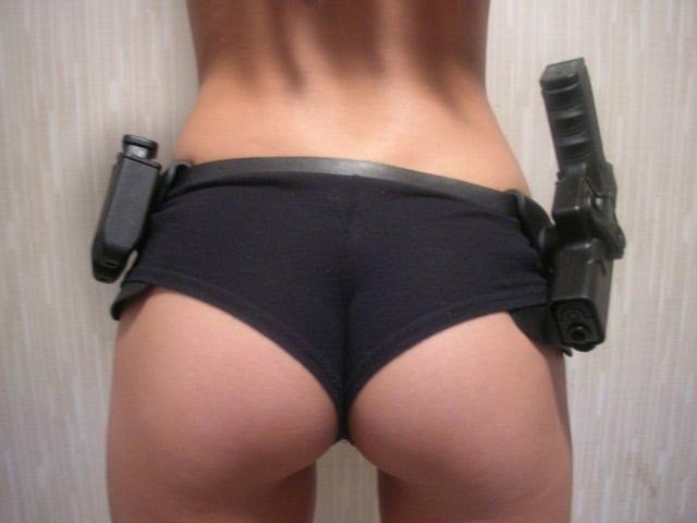 Another Glock! HaHaHa