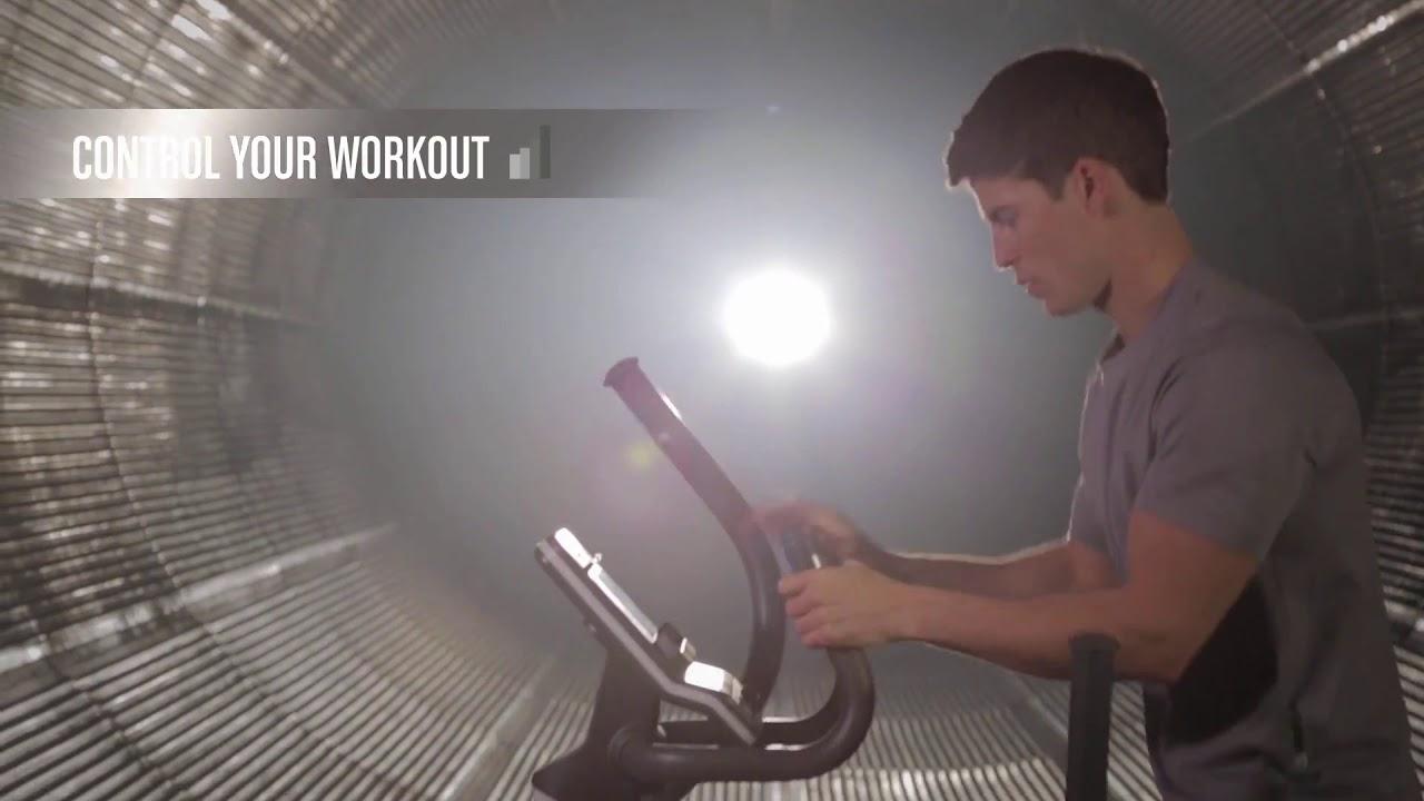 Cuerpo compensar experiencia  Bicicleta Elíptica Reebok Titanium TXF 3.0 - @iLoveFit