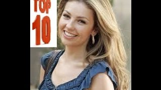 Top 10 Most Beautiful and Hottest Female Celebrities of Mexico