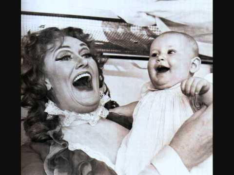 Dame Joan Sutherland. In Memorian. (Personal Pictures)