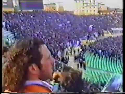 Scontri Ultras Fiorentina-Juventus 1992
