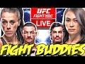 UFC 242: Khabib Nurmagomedov And Dustin Poirier Octagon Interviews
