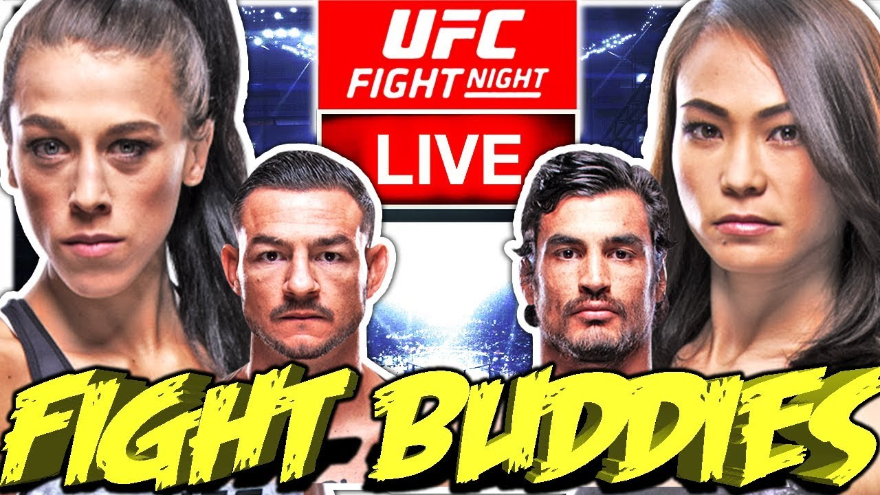 How To Watch UFC Fight Night 161