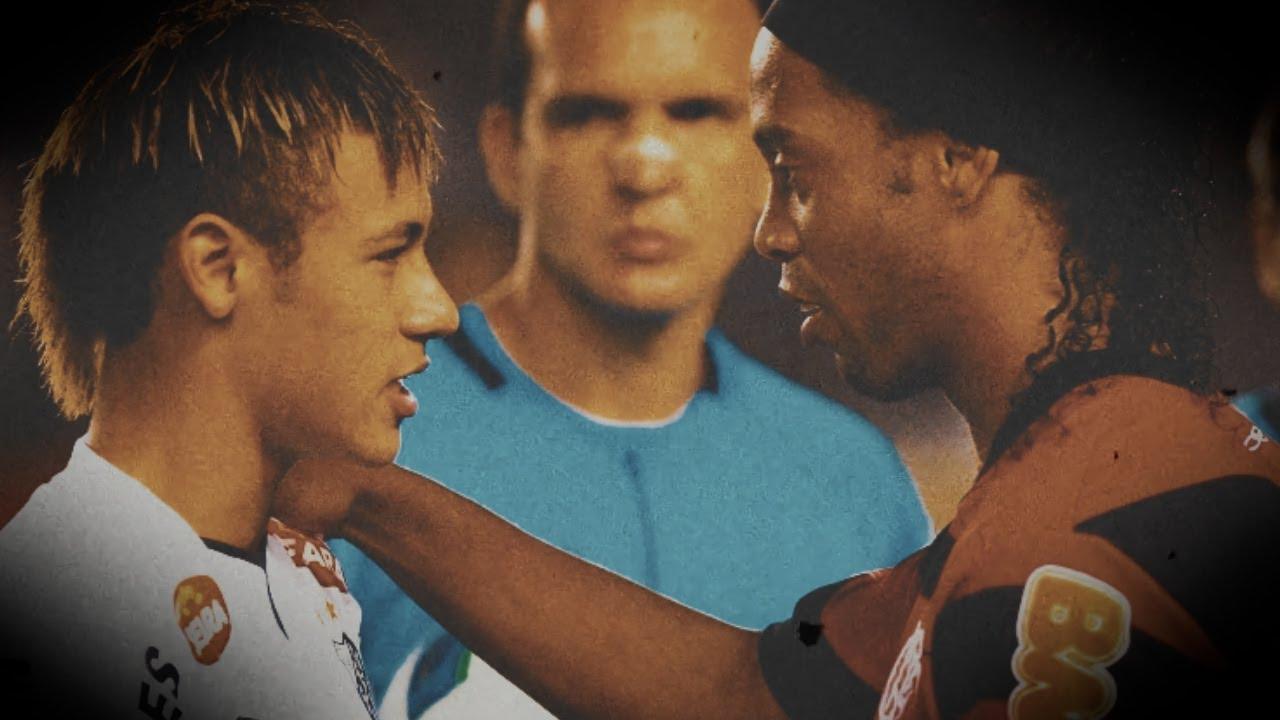 Neymar Jr   Bastidores dos 10 anos do gol Puskás