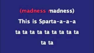 Sparta Remix Karaoke