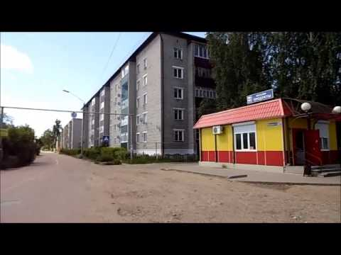 город Сосновка Вятскополянский район июнь 2015