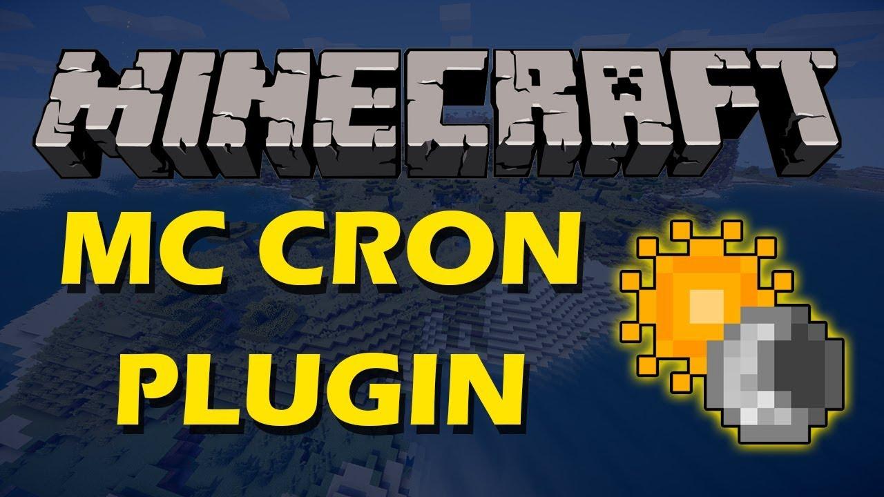 MC-Cron   Scheduler   Jobs   BungeeCord support   SpigotMC