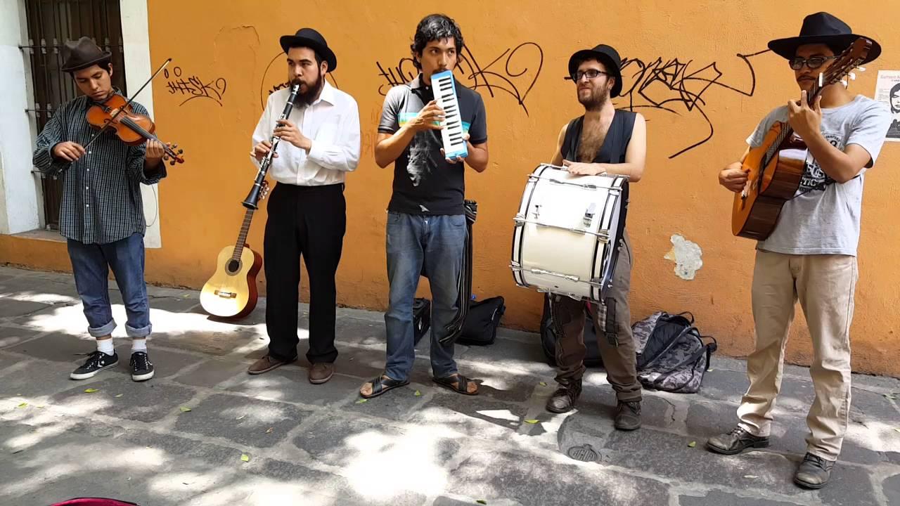 Música Judía Klezmer En Puebla Pue Youtube