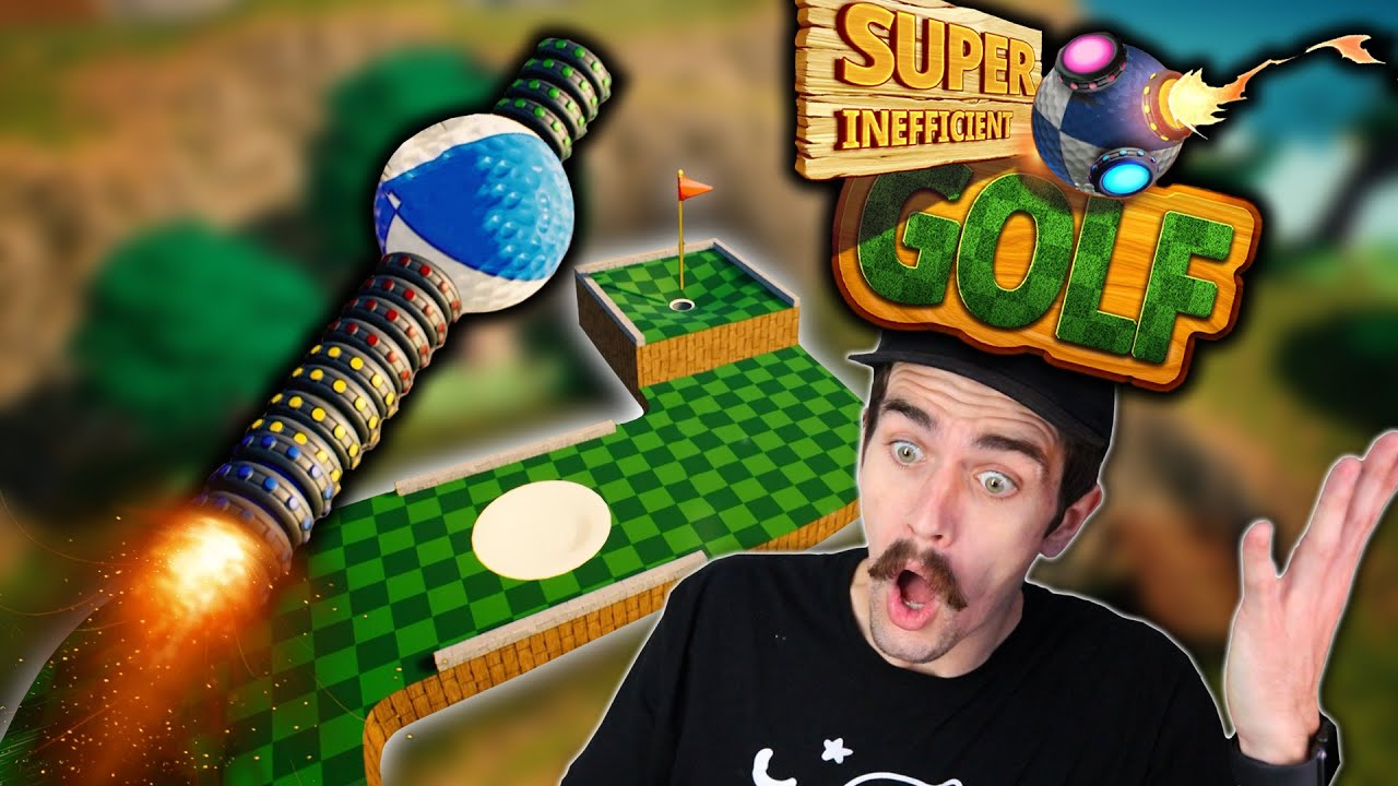 GOLF WITHOUT CLUBS (Super Inefficient Golf)