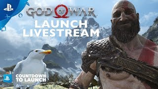 God of War: Countdown to Launch Celebration Livestream!