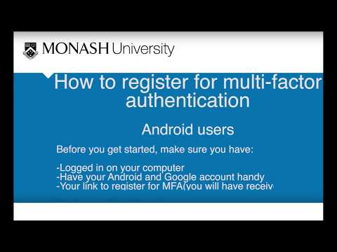 Changes to your Monash login | eSolutions
