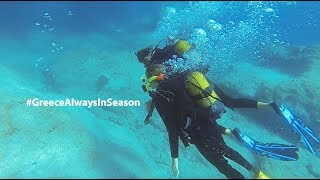 Visit Greece | Underwater Fun Season