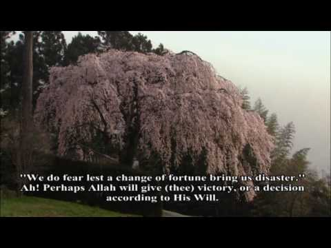 Full Surah 5 Maidah part 3 HD video