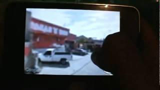 como ver la street view en ipod iphone google maps Free HD Video