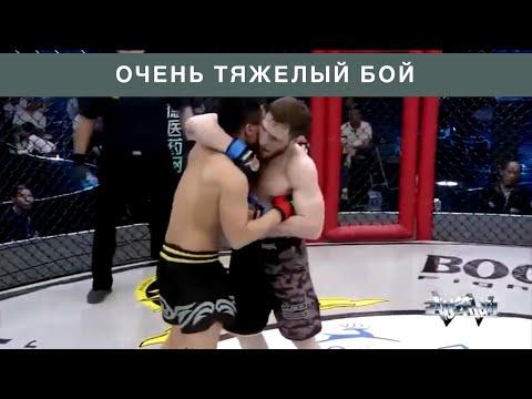 Цечоев Магамет 🇷🇺 vs ЦАО РОЙ 🇨🇳