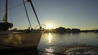 Nikon 20mm 1.8G Sun Flare Test D810 (VIDEO)