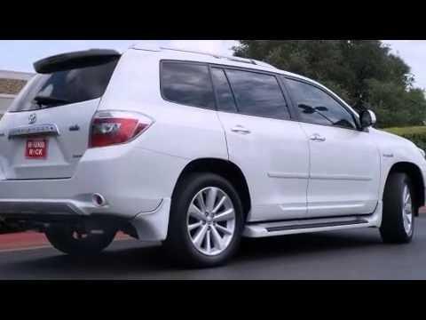 2009 Toyota Highlander Hybrid Limited (CVT)