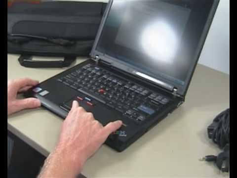 IBM Thinkpad Laptop T43