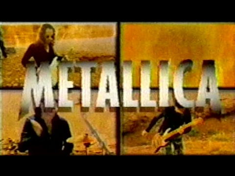 Metallica - The Making Of 'I Disappear' (2000) [Full TV Special]