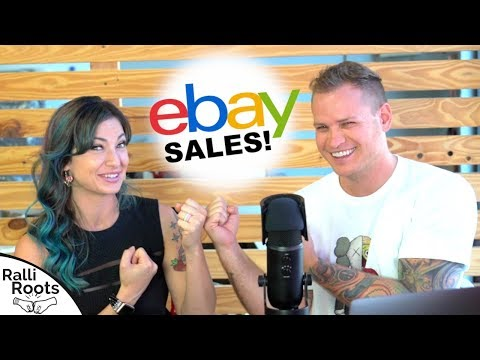 Here's 20 items you should sell on eBay! $50+