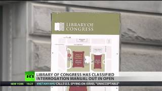 Library of Congress gives public access to top-secret FBI manual