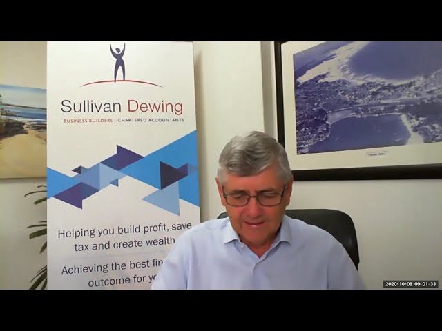 2020 Federal Budget Review Webinar Recording - What it means for you and your business - Watch Now