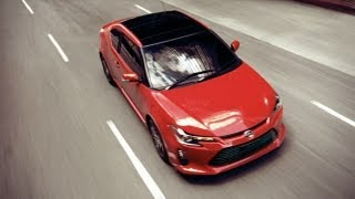 "The New 2014 Scion tC ""King of the Coupe"""