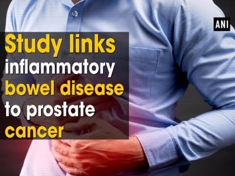 Study links inflammatory bowel disease to prostate cancer - #ANI News Mp3