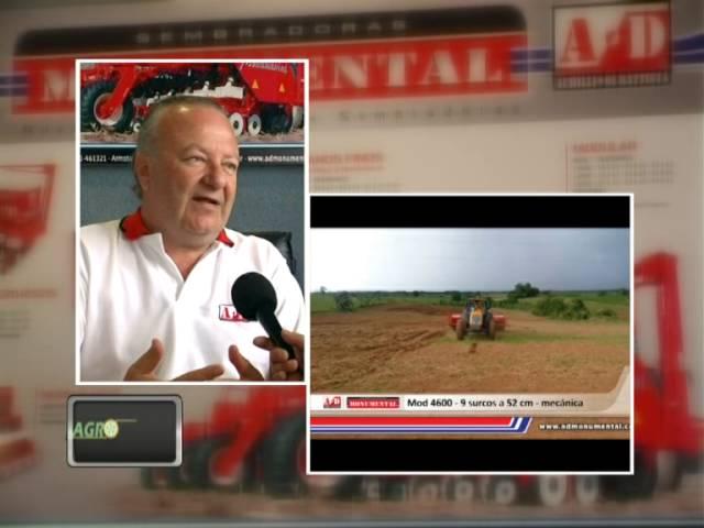 Ricardo Achilli ,entrevista Agroregion  Armstrong (Santa Fe)