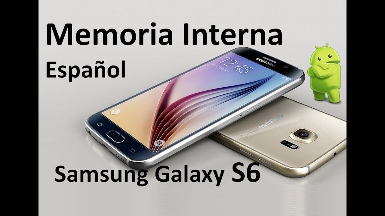 tarjeta de memoria galaxy s6