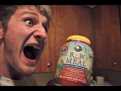 Garden Of Life RAW MEAL Review (Vanilla Spiced Chai)