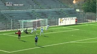 Firenze Ovest-Grassina d.t.s. 1-2 Spareggio Promozione