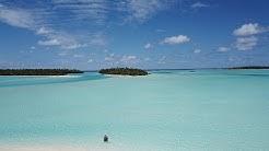 Cook Islands - Aitutaki 🗺 | Die türkisfarbene Lagune Aitutakis – Ein Südseetraum 🏝