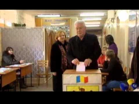 Euronews despre situatia post-electorala din Moldova