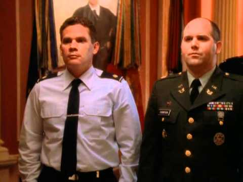 West Wing on gays in the military