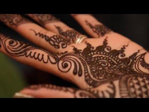 Mehndi Party List : Mehendi party mehndi henna designs youtube