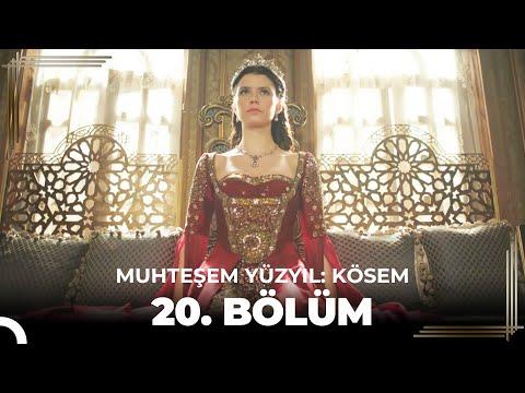 Muhteşem Yüzyıl Kösem 20.Bölüm (HD)