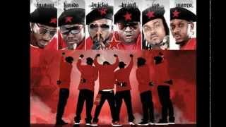 Barikad Crew Album R.E.D 7 Jiye 2012