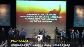 PAG-AALAY - Pastor Joey Crisostomo