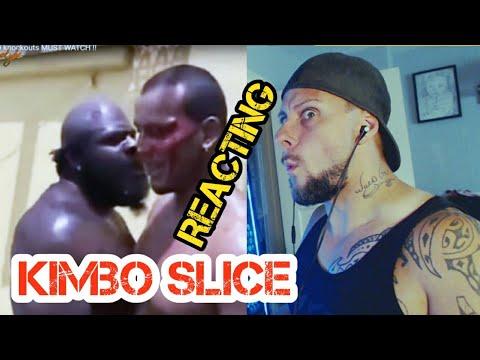 Kimbo Slice Reaction | KAMPFKUNST LIFESTYLE