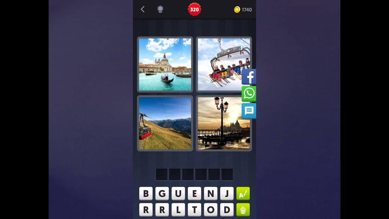 Bilder Rätsel Lösung Ebene 4