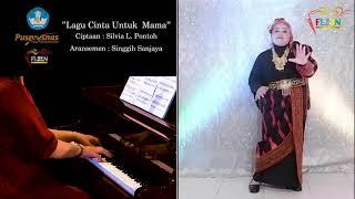 FLS2N 2021 SD - Lagu Cinta Untuk Mama - Isyana Khazinatul Asrar - SDN 5 Langsa Provinsi Aceh