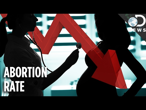The Abortion Rate Is At An All-Time Low, Why?