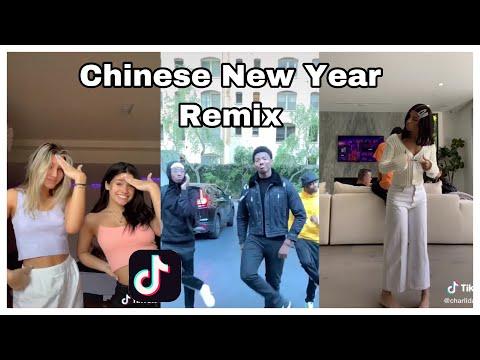 Chinese New Year Remix TikTok Dance Compilation