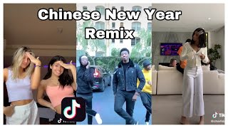 Chinese New Year Remix TikTok Dance Compilation