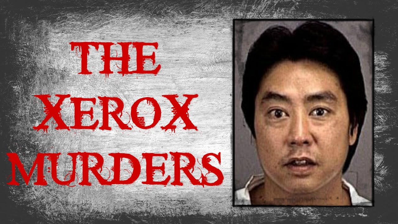 XEROX MURDERS │ ONE MOMENT IN CRIME