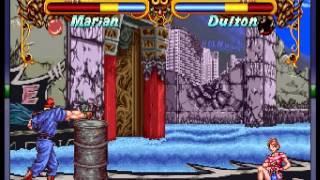Double Dragon (Neo-Geo) - Vizzed.com GamePlay - User video